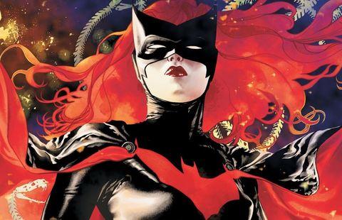 serie batwoman dc comics the cw