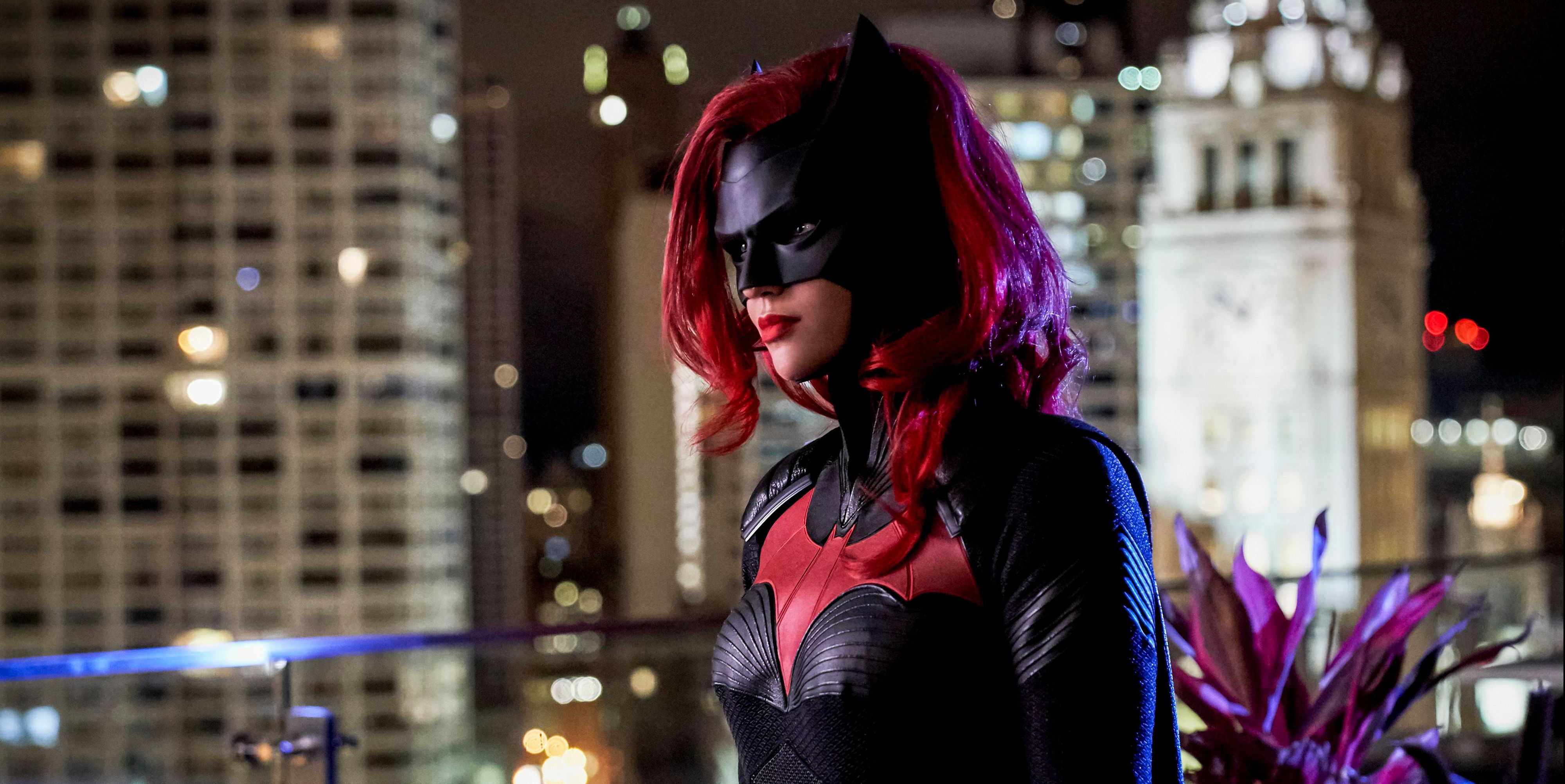 Batwoman / Kathy Kane, played by Ruby Rose - on The CW