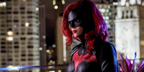 batwoman teaser trailer the cw serie