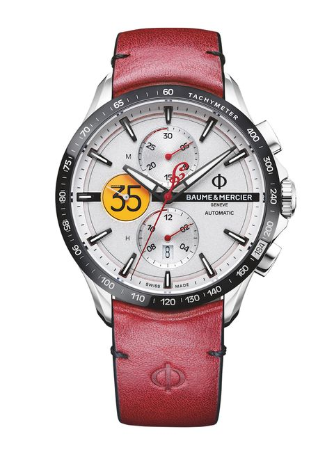 Watch, Analog watch, Watch accessory, Red, Strap, Fashion accessory, Product, Jewellery, Material property, Font,