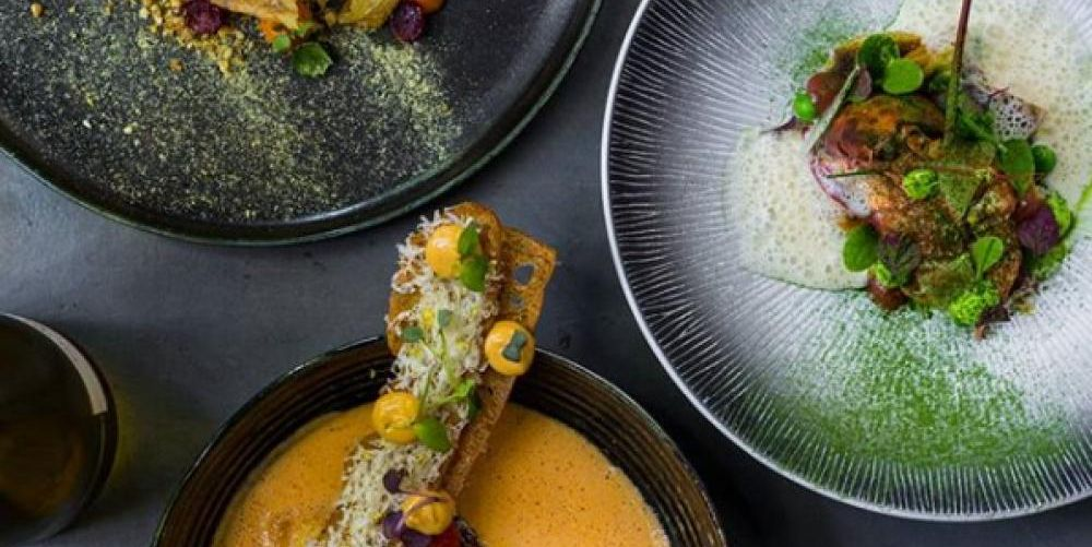 Baut Amsterdam Restaurantweek menu