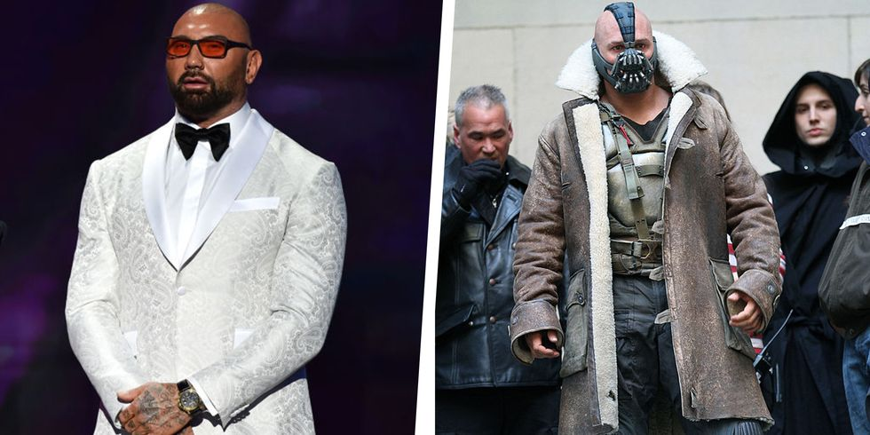 Dave Bautista Says He 'Tried His Best' to Play Bane in <em>The Batman</em> thumbnail