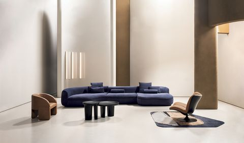baxter new collection piaf sofa lazybones lounge chair