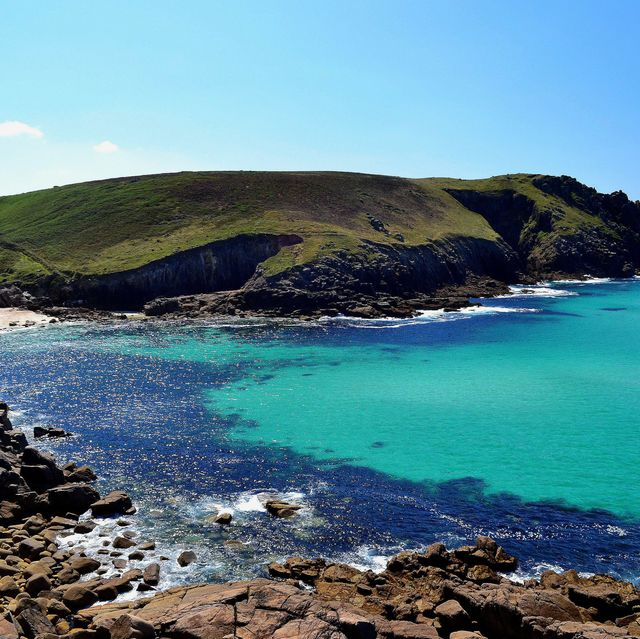 beautiful beaches south west england