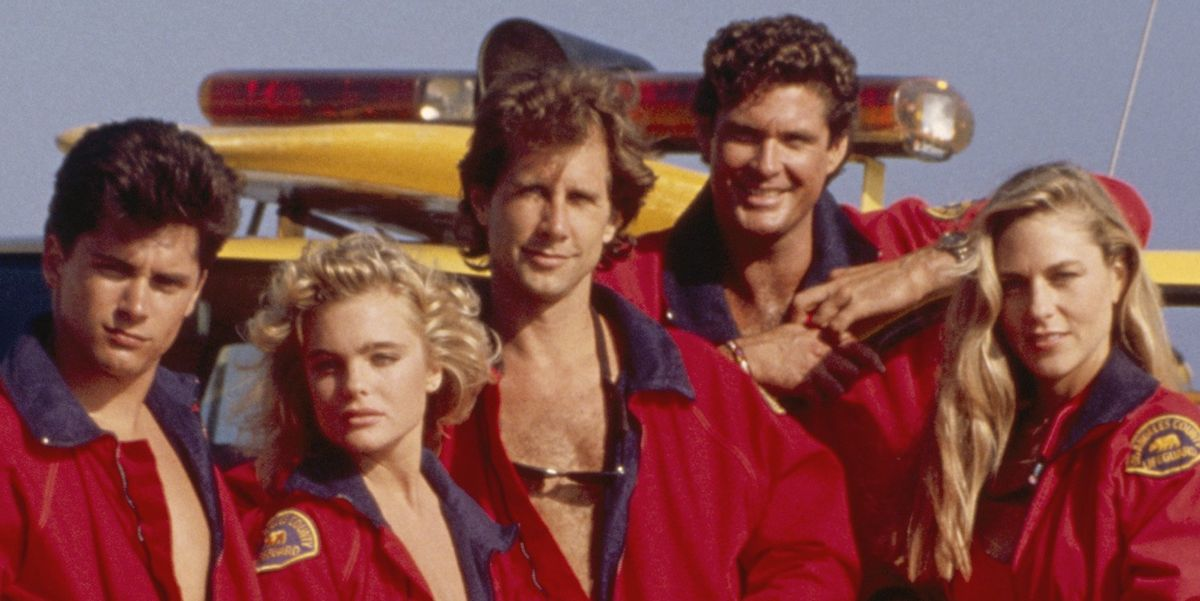 Baywatch Tv Show Review I Watched The Baywatch Pilot