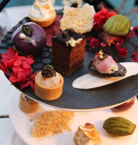 Food, Cuisine, Dish, Sweetness, Pâtisserie, Dessert, Petit four, Ingredient, Pastry, Frozen dessert,