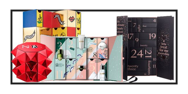 the best luxury advent calendars 2018 beauty advent calendars from