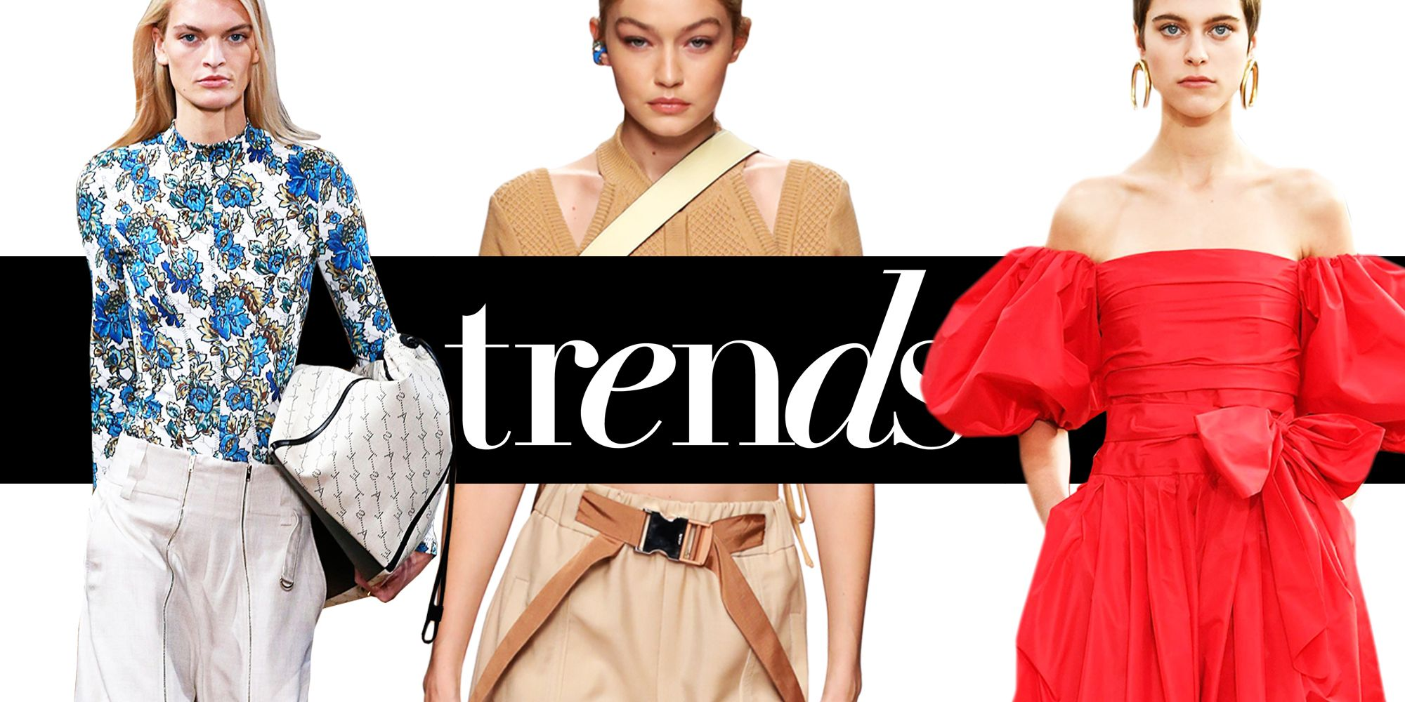 Spring summer fashion trends for 2019 - Top style trends for
