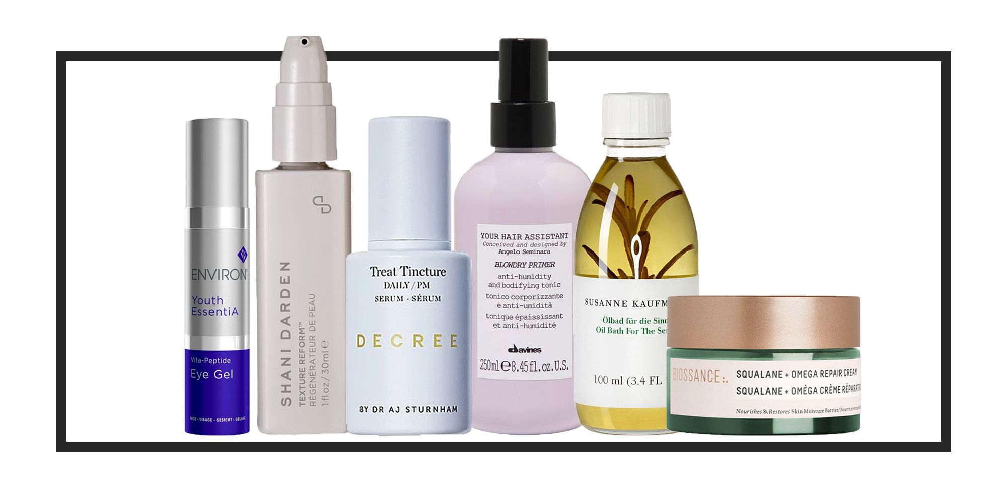 The Bazaar beauty team pick their favourite unsung beauty brands