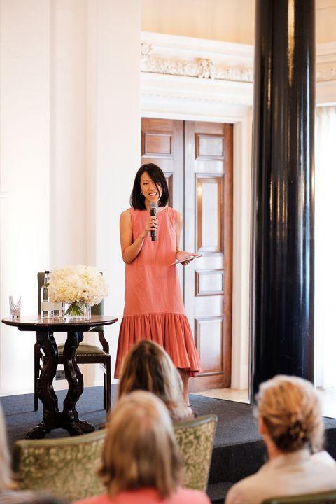 Harper's Bazaar Literary Salon 2018