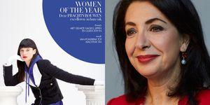 Harper's Bazaar, Women of the Year 2018, woman of the year, Bazaar, nieuwe nummer, januarinummer, januari, nummer 1 2019