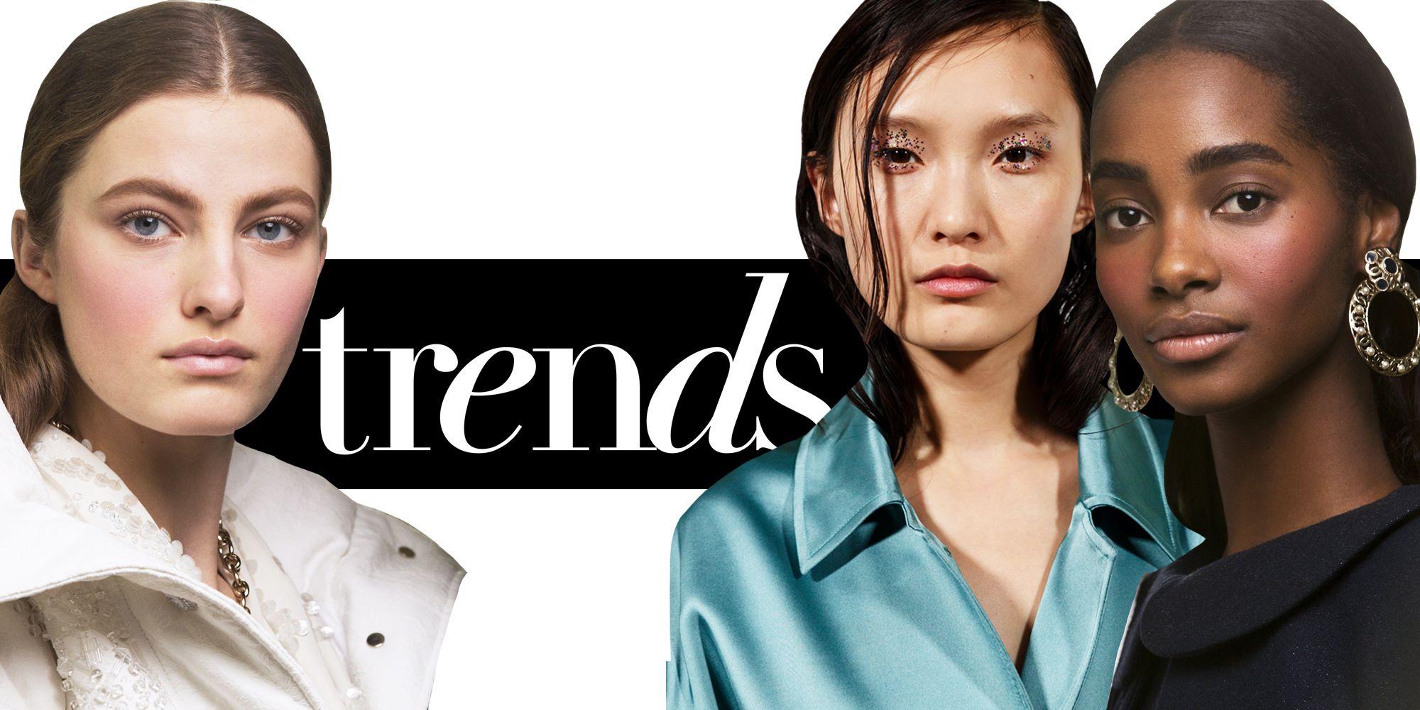 autumn/winter 2019 make-up trends