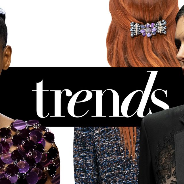 440853d6794c1a Autumn/winter 2019 hairstyle trends - AW19 catwalk hair trends