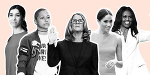 Bazaar women of 2018