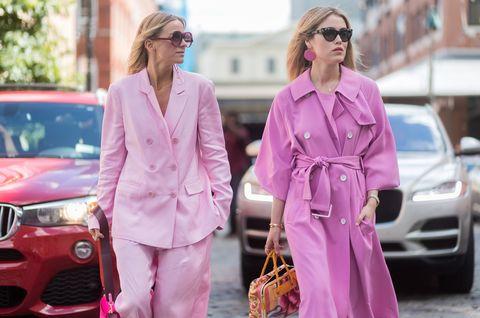 New York Fashion Week - Street Style - Day 3