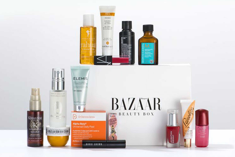 Bazaar travel beauty edit