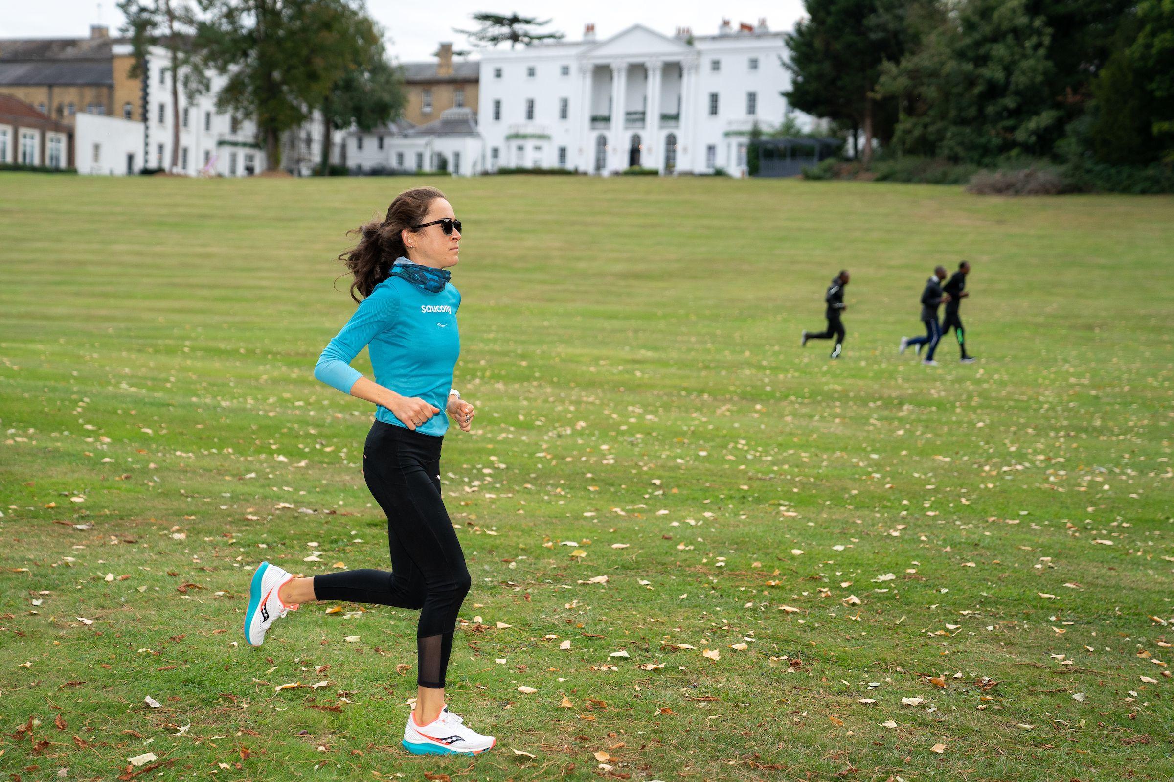 Build the Bubble and They Will Come: Life Inside the Unprecedented London Marathon Bubble
