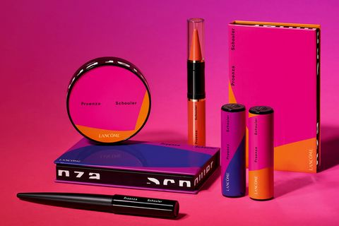 蘭蔻,Proenza Schouler,PS1包,雙效唇釉筆,唇彩,藝術,潮流,BEAUTY