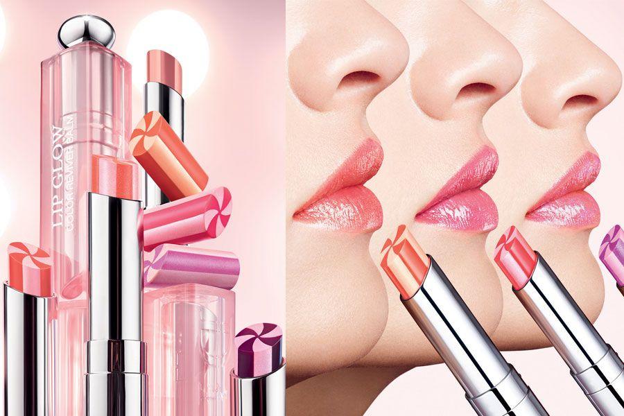 DIOR迪奧,豐漾俏唇蜜,迪奧癮誘粉漾潤唇膏,護唇膏,滋潤,唇蜜,棒棒糖,beauty