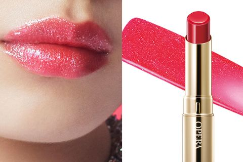 Lip, Lipstick, Pink, Red, Cosmetics, Skin, Beauty, Cheek, Lip gloss, Lip care,