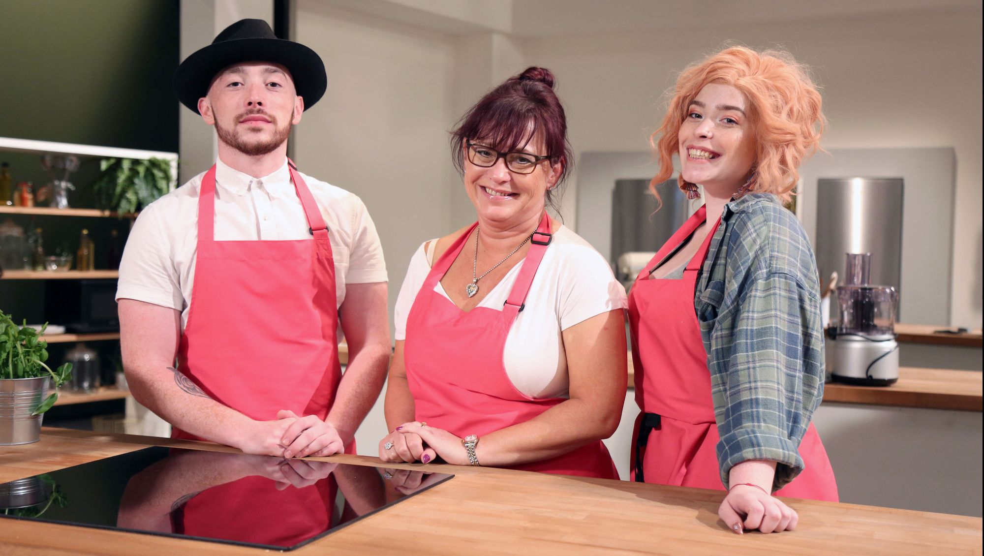 The Big Family Cooking Showdown - series two -BBC Two