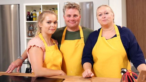 The Big Family Cooking Showdown - series two - BBC Two - The Bird family