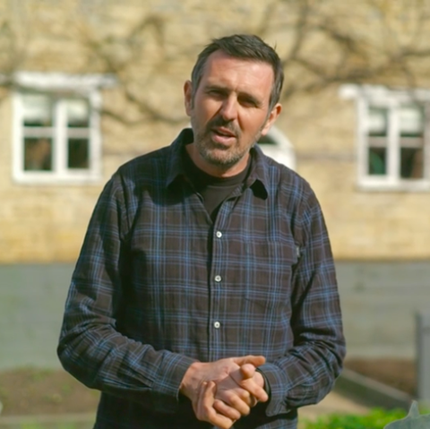 BBC's Gardeners' World, Adam Frost's step-by-step guide to planting vegetables in containers