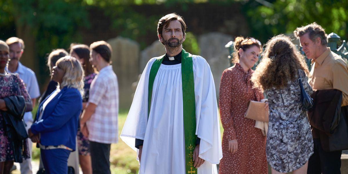 First look at David Tennant in ex-Doctor Who boss Steven Moffat's new TV drama