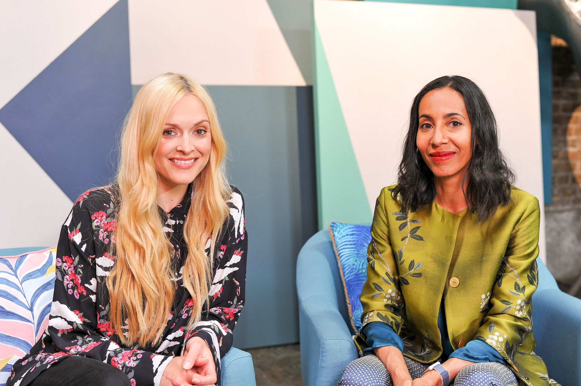 Bbc Two Interior Design Masters Start Date Time Fearne Cotton