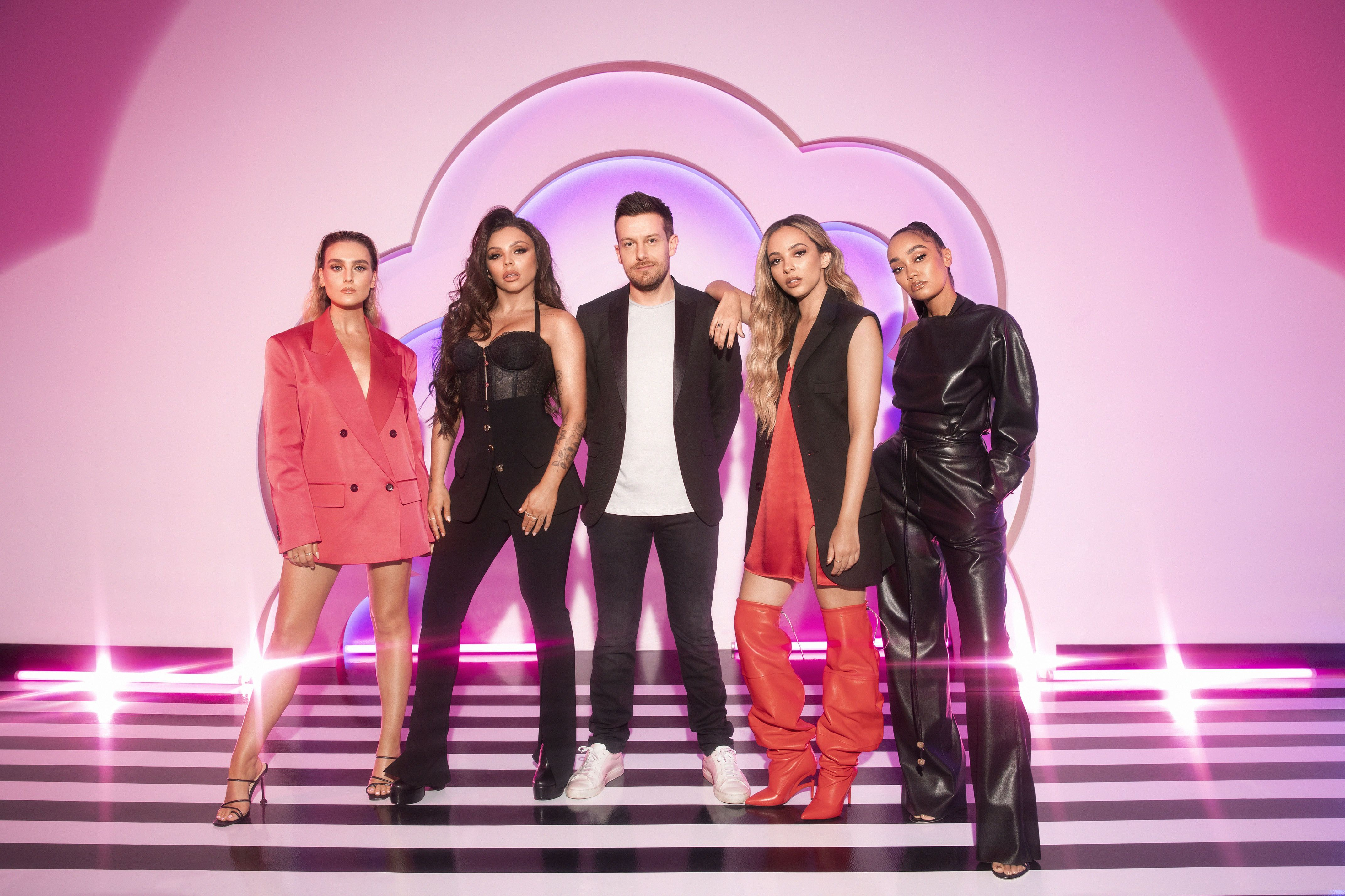 Little Mix's BBC reality competition The Search postponed