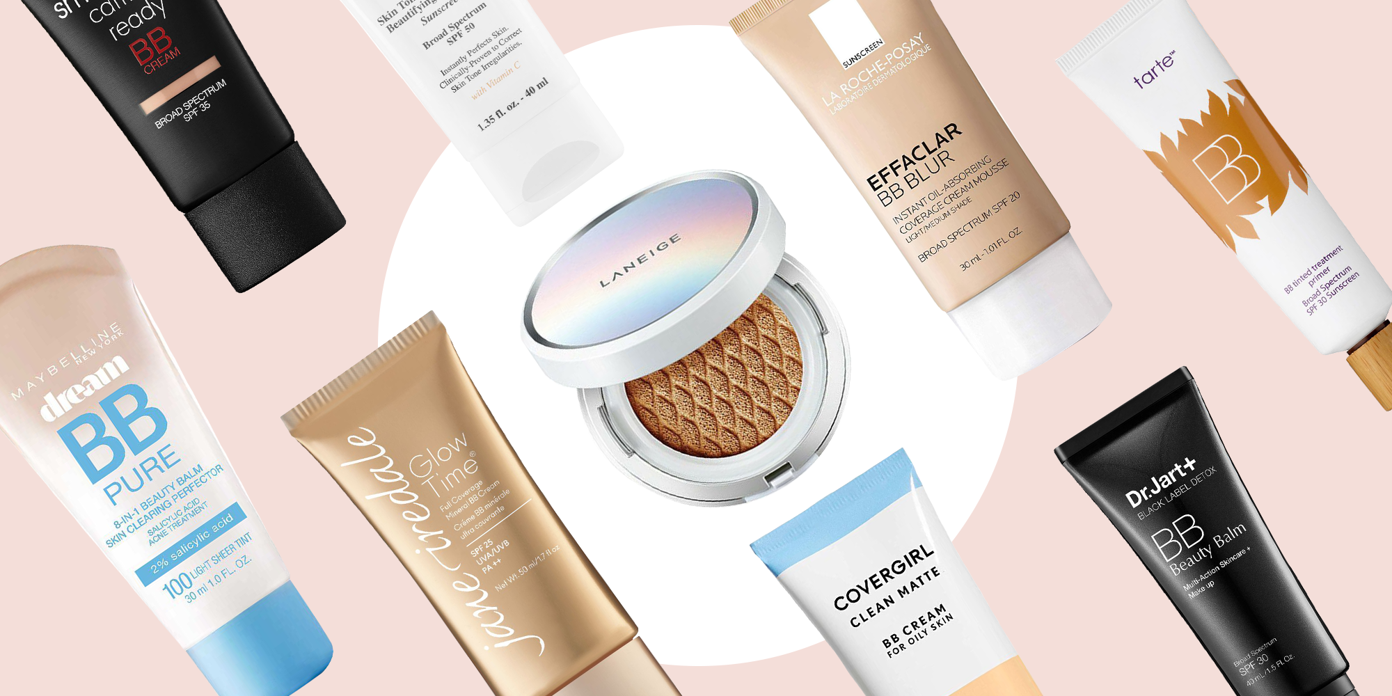 The 15 Best BB Creams That Were Made For Oily Skin