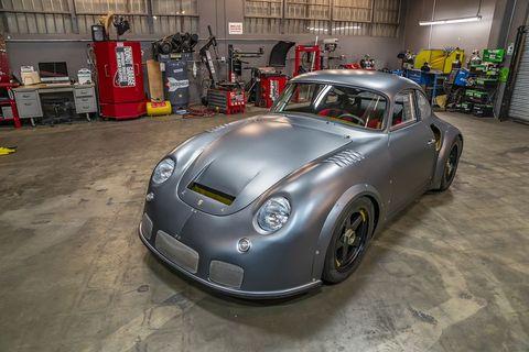 最もブッ飛んでいる「ポルシェ356(Porsche 356)」Rod Emory
