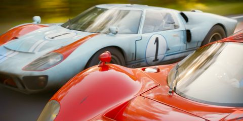 Ford v. Ferrari Is the Rare Car Movie with Good Storytelling