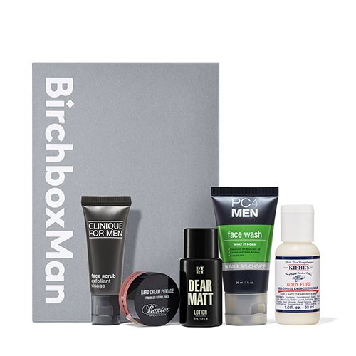Birchbox Man $10 Box
