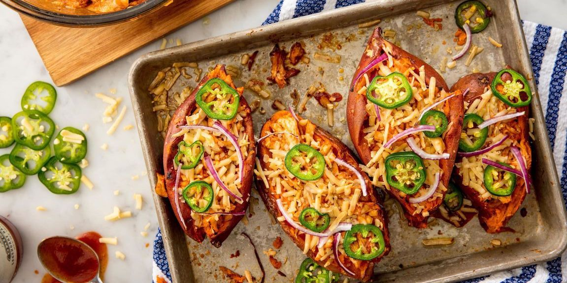 15 Totally Indulgent Twice-Baked Potatoes