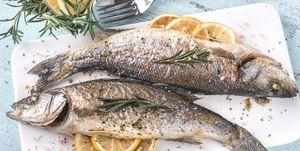 BBQ recept zeebaars