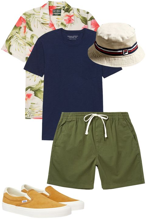 Clothing, Product, Green, Shorts, Sleeve, Footwear, Headgear, Font, T-shirt, Cap,