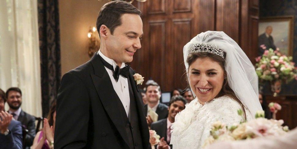 CBS The Big Bang Theory Wedding