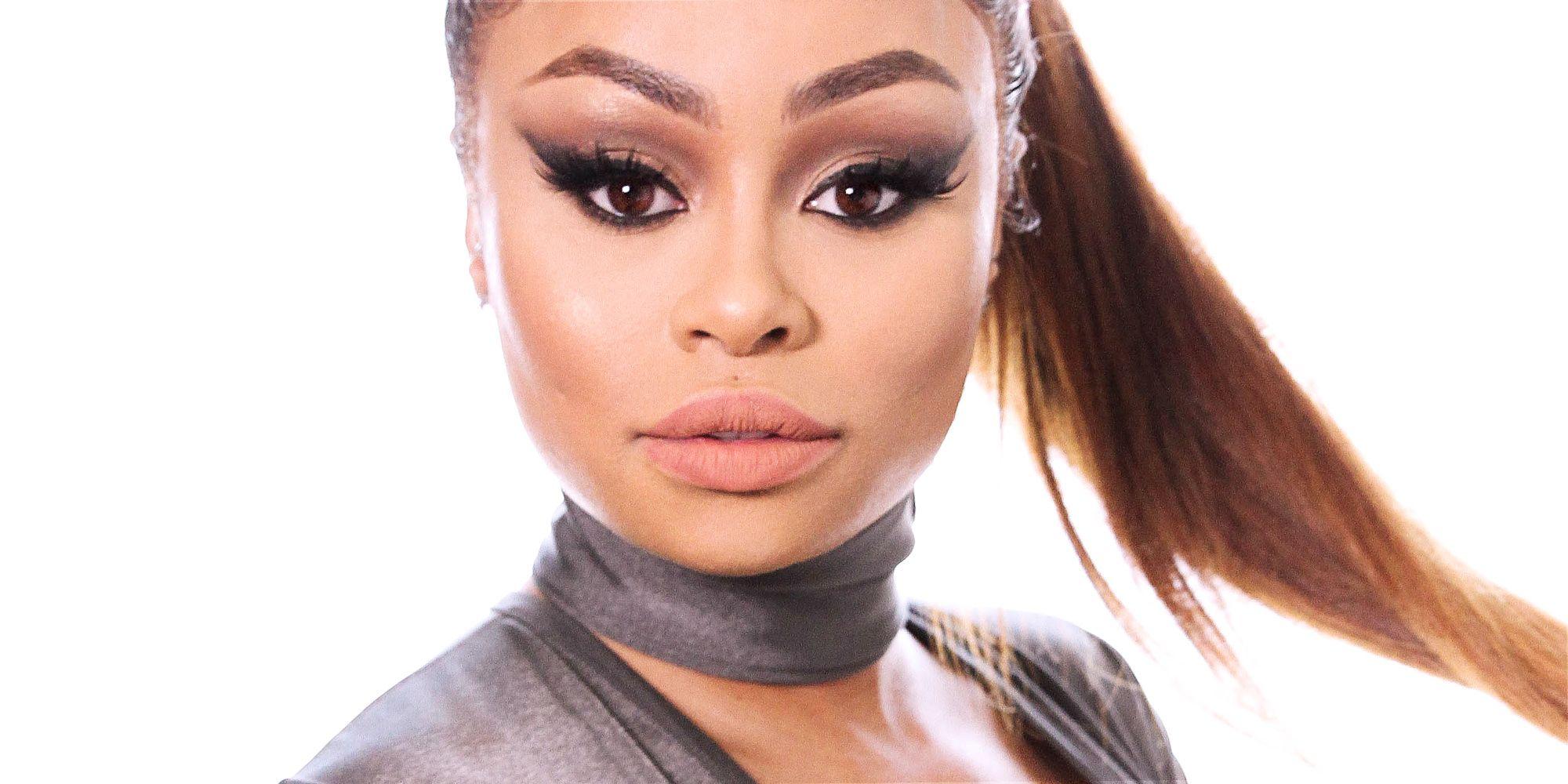 Blac Chyna Skincare And Beauty Secrets Blac Chyna Interview