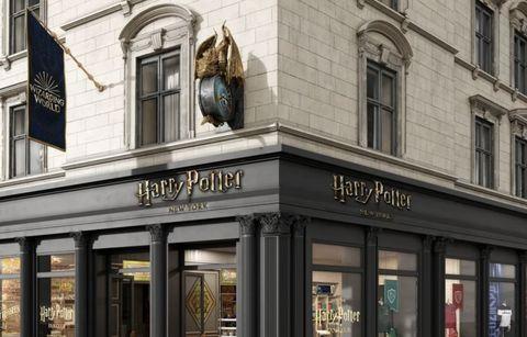 哈利波特紐約旗艦店