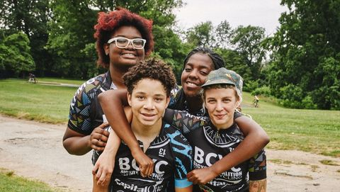 Bicycling Coalition Youth Cycling