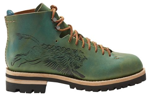 Footwear, Shoe, Outdoor shoe, Green, Work boots, Hiking boot, Brown, Boot, Hiking shoe, Steel-toe boot,
