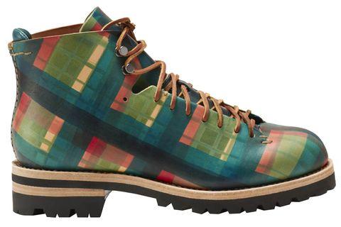 Shoe, Footwear, Brown, Outdoor shoe, Hiking boot, Maroon, Boot, Beige, Design, Hiking shoe,