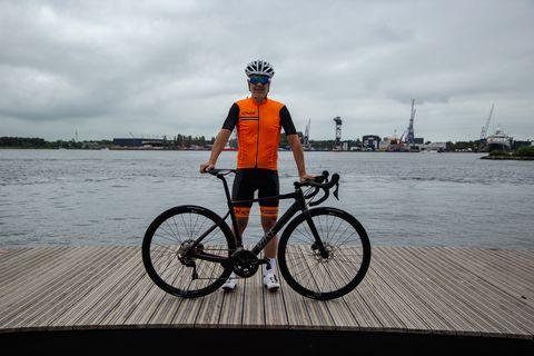 EKOI Hexa fietskleding getest