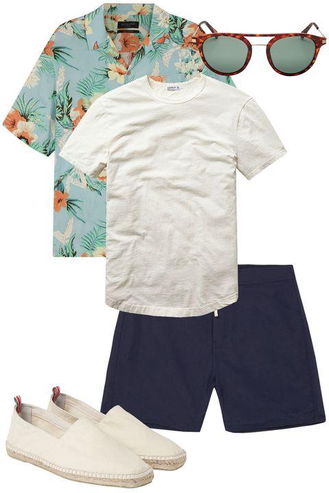 Clothing, White, Product, Sleeve, Shorts, Eyewear, T-shirt, Baby & toddler clothing,
