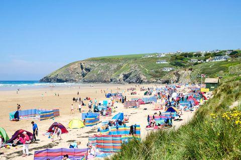 Beach, Coast, Shore, Sea, Tourism, Sand, Vacation, Coastal and oceanic landforms, Summer, Bay,