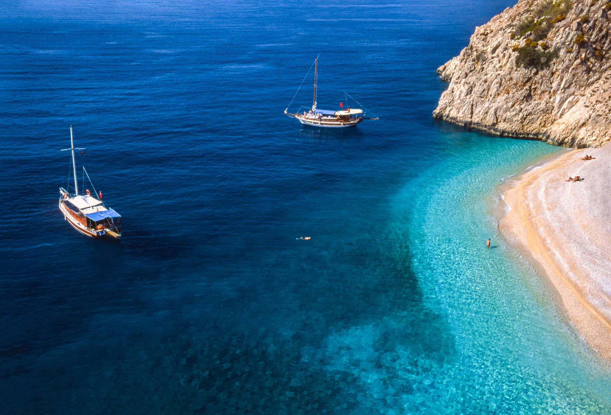 Kaputas Beach greece