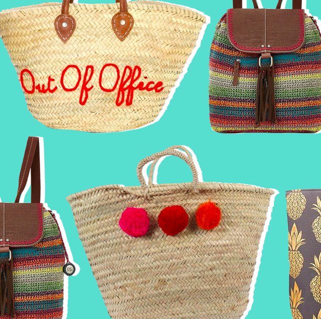 15 Best Beach Bags For 2020 Trendy Totes For The Beach