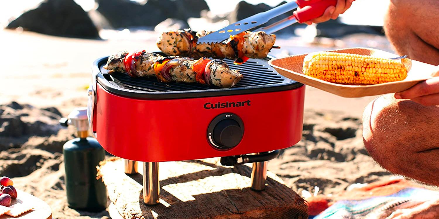Best Small Grills 2021 Best Portable Grills For Small Spaces