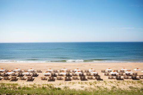 Sea, Sky, Beach, Horizon, Ocean, Shore, Coast, Natural environment, Summer, Water,